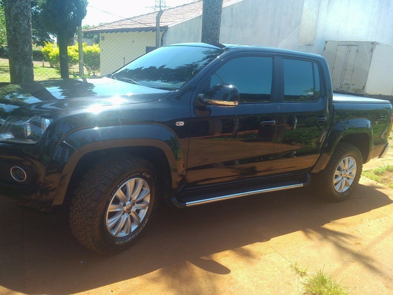 Amarok Highline 2011 4x4 Top