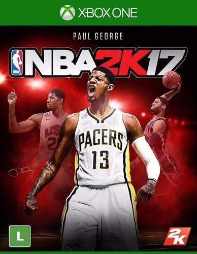 Nba 2k17 Xbox One - Mídia Física! Nacional! Pronta Entrega!