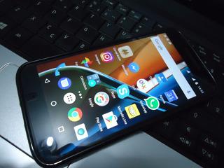 Motorola Moto G4 Xt1621 Preto 16gb Tela De 5.5
