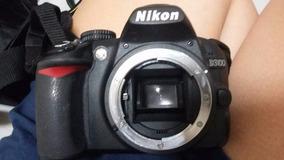 Câmera Nikon D3100 Semi Profissional
