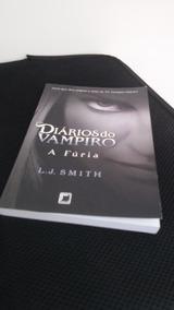 Diários De Um Vampiro - A Fúria - Vol. 3