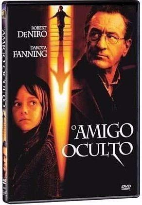 Dvd O Amigo Oculto - Filmes