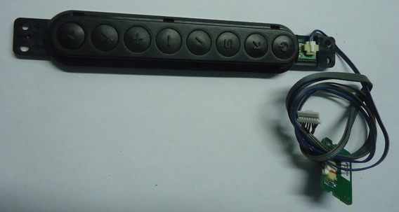 Teclado E Sensor Tv Lg 42ln549c
