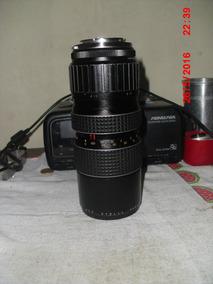 Objetiva Zoom Usada Da Marca Makinon 80x200