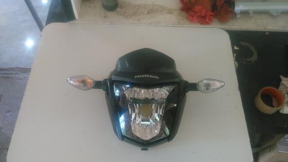Farol Titan 150 Personalizado