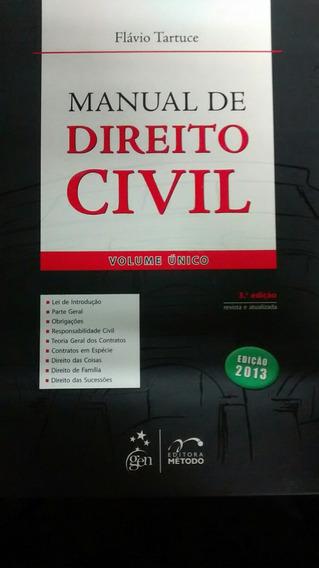 Manual De Direito Civil Completo Para Concursos
