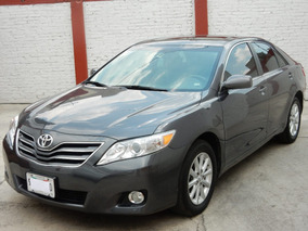 Toyota Camry 4puertas Xle Automatico 2011 / 4 Cilindros