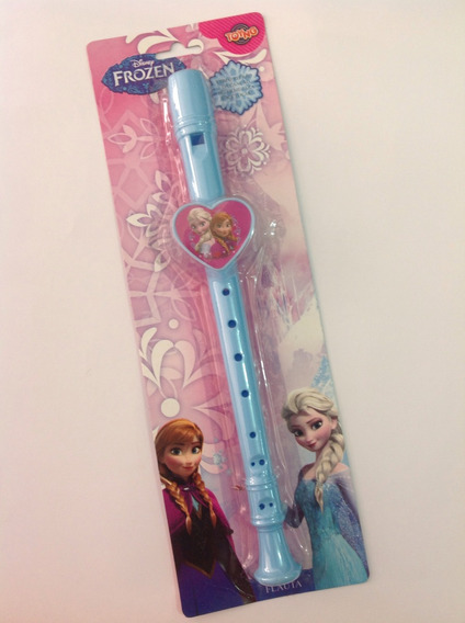 Flauta Doce Frozen Disney