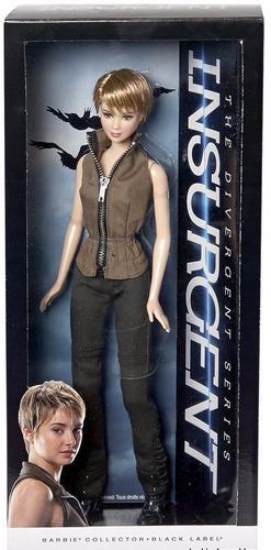 Imagem 1 de 6 de Promoção Barbie Collector Tris Divergente Insurgente