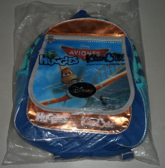 Mochila Y Lonchera Disney Huggies-kleen Bebe De Aviones