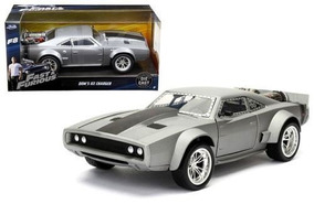 1/24 Ice Charger Velozes 8 Dom Fast Diesel Jada Topminis