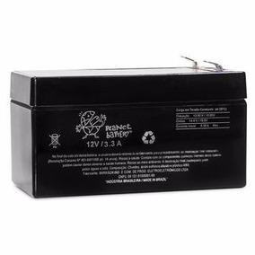 Bateria 12v 3.3 A Selada Serve Nobreak Apc