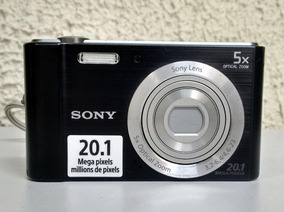 Camera Digital Sony Dcs-w800 20.1 Mega Pixels