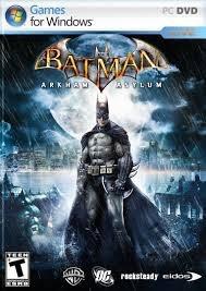 Batman Arkham Asylum Game Pc