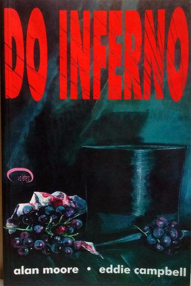 Do Inferno #1 - Allan Moore & Ed Campbell - Ed.via Lettera