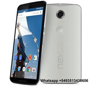 Permuto Motorola Nexus 6 Nuevo Por iPhone 6 Plus