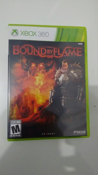 Bound By Flame Xbox 360 Seminovo