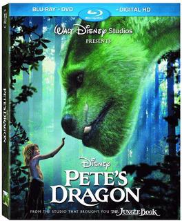 Blu-ray + Dvd Pete´s Dragon / Mi Amigo El Dragon (2016)