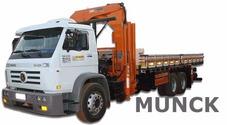 Caminhão Munck Aluguel Transporte Remoção Locação