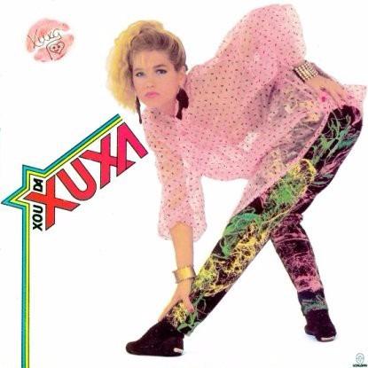 Cd Xuxa - Xou Da Xuxa Volume 01 1986 (original E Lacrado)