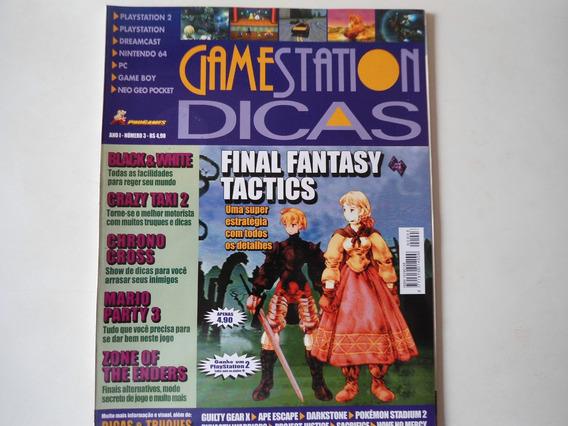 Revista Final Fantasy Tatics