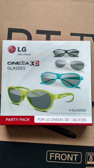 Oculos 3d Lg Ag-f315