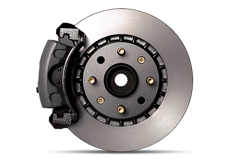Imagen 1 de 5 de Hyundai Accent Frenos De Discos Y Pastillas