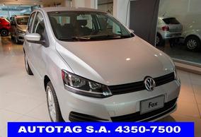 Volkswagen Fox Comfortline 5 Puertas 1.6 0 Km 2017 #a4