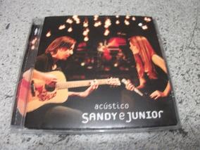 Cd - Sandy E Junior Acustico