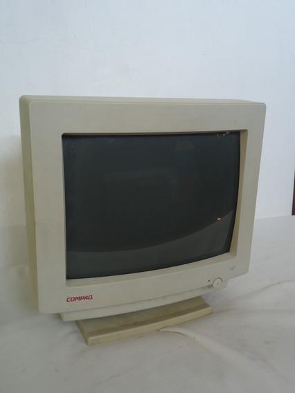 **monitor Compaq Para Reparar O Repuesto**