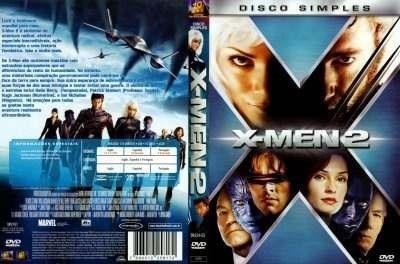 Dvd Filme X-men 2 (x Men 2)