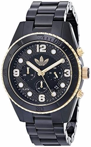 Relógio adidas Adh2948 Preto Novo Original Unisex
