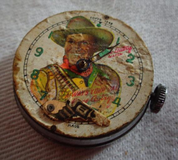 Relógio Gene Autry Wilane Whach Compani