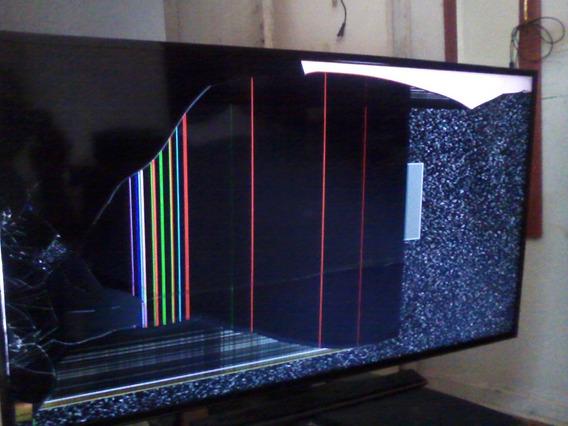 Tv Sansung Un40h5100ag -tela Quebrada