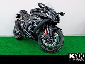 Kawasaki Ninja Zx-10r Preto 16/17 - Winter Test