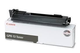 Toner Gpr-13 Bk Original