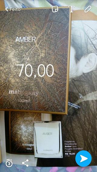 Amber / Mahogany 100 Ml