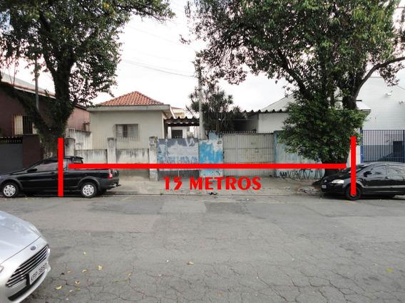 Terreno Comercial A Venda Vila Anastacio Lapa São Paulo Sp