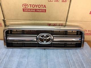 Parrilla Cromada Toyota Machito 2010 2017 2018 2019 Original