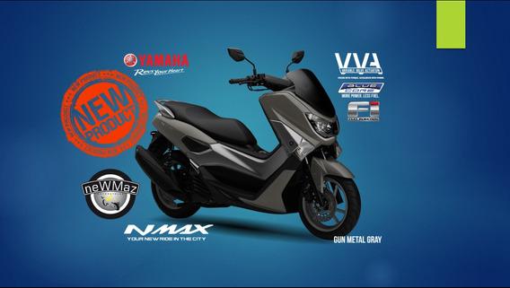 Yamaha Scooter N Max Soat Gratis Solo Octubre