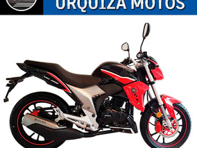 Moto Gilera Vc 200 Naked 12 Y 18 Cuotas 0km Urquiza Motos