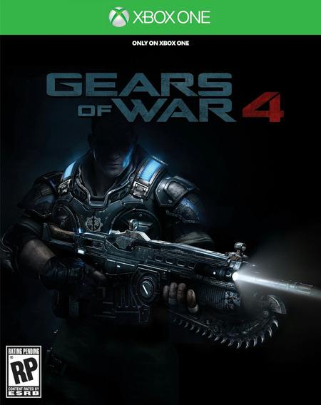 Aluguel Gears Of War 4 Xbox One Online