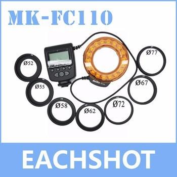 Flash Circular Fc-110 Macro Flash/luz