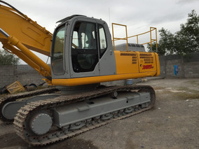 Excavadora Caterpillar 345 Bl Año 2000 Y New Holland 2008