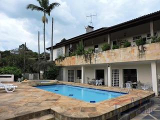 Nova Fazendinha- Casa Completa, Grande E Avarandada, Ocupando 3 Lotes !! - Codigo: Ca0888 - Ca0888