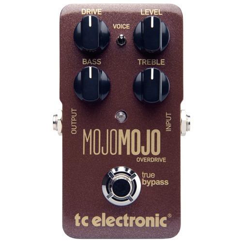 Pedal Mojomojo Overdrive - Tc Electronic Super Oferta!!