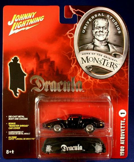 Auto Dracula 1980 Aerovette 1 C/covertor Johnny Monster Rdf1