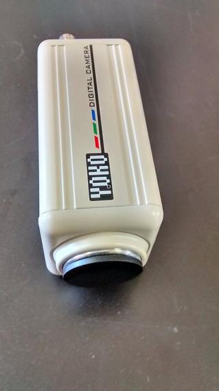 Câmera Box Profissional Yoko 1/3 Sony 470 Linhas