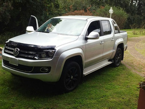 Vendo Amarok Highline Pack At 4x4 (muy Buena)