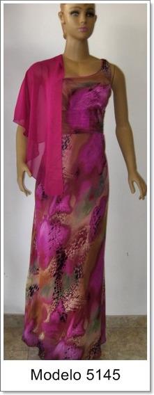 Vestido Largo De Fiesta Mb Para Dama
